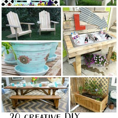 DIY Outdoor Project (Features)