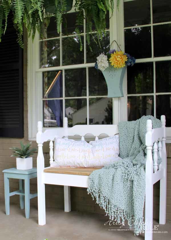 10+ Outdoor Decorating Ideas! artsychicksrule.com