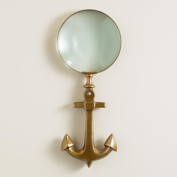 Nautical Magnifying Glass World Market