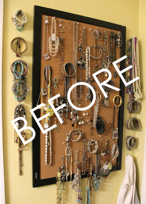 Diy Jewelry Organizer Storage Ideas Artsy Chicks Rule 174