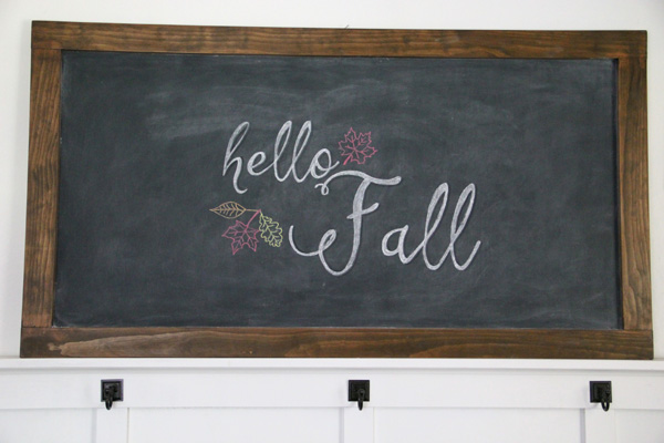FREE Fall Printables - Chalk Art - artsychicksrule.com #freeprintables #fallquotes #autumnquotes
