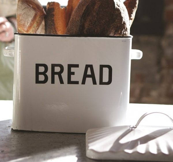 antique-farmhouse-enamel-bread-box