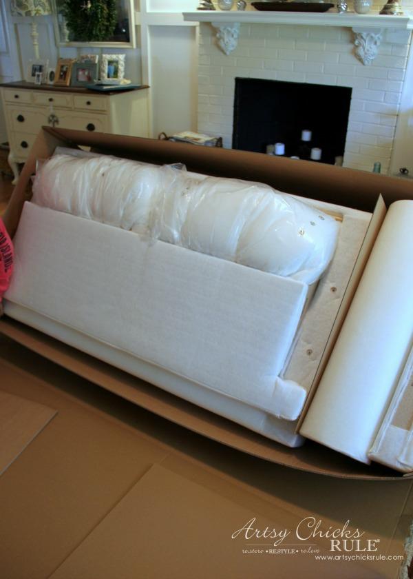 IKEA Ektorp Makeover 2 artsychicksrule