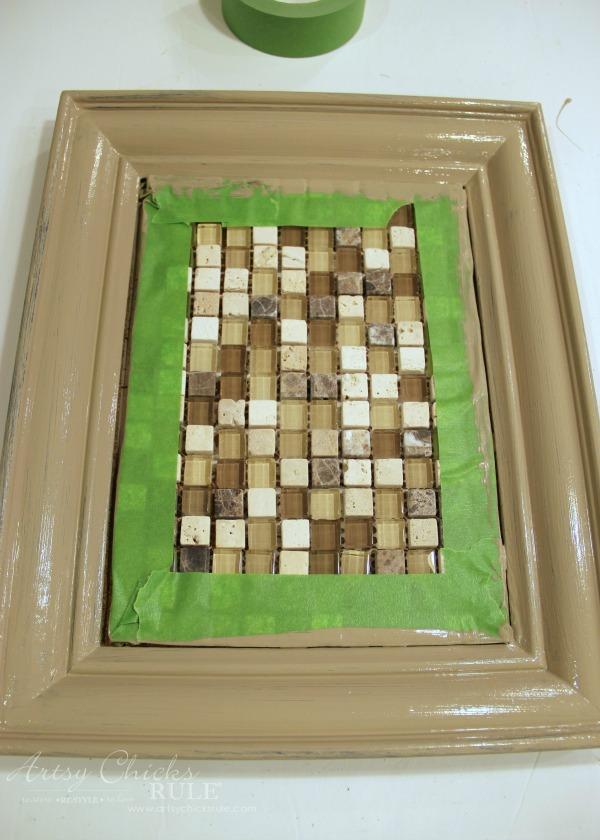 old-frame-turned-diy-tiled-tray-painting-frame-artsychicksrule-tiledtray