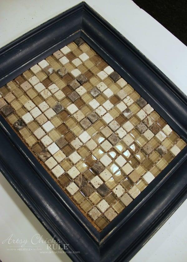 old-frame-turned-diy-tiled-tray-tiled-glued-artsychicksrule-tiledtray