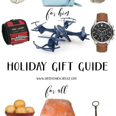 Black Friday Gift Guide for Her, Him & All