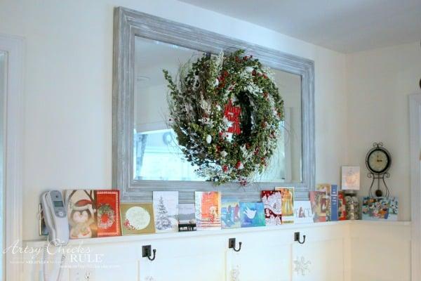 Coastal Christmas Home Tour Part 2 artsychicksrule.com