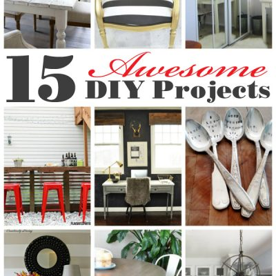 15 Awesome DIY Projects