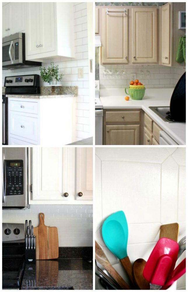 diy backsplash ideas
