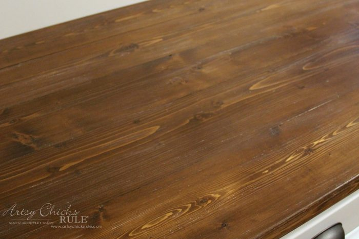 How To Make A Diy Wood Countertop