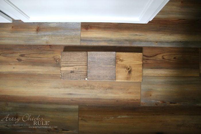 How To Make DIY Wood Countertops 8 Artsychicksrule
