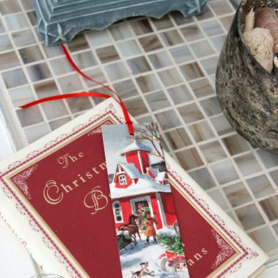 Christmas Cards Repurposed (tons of ideas!)