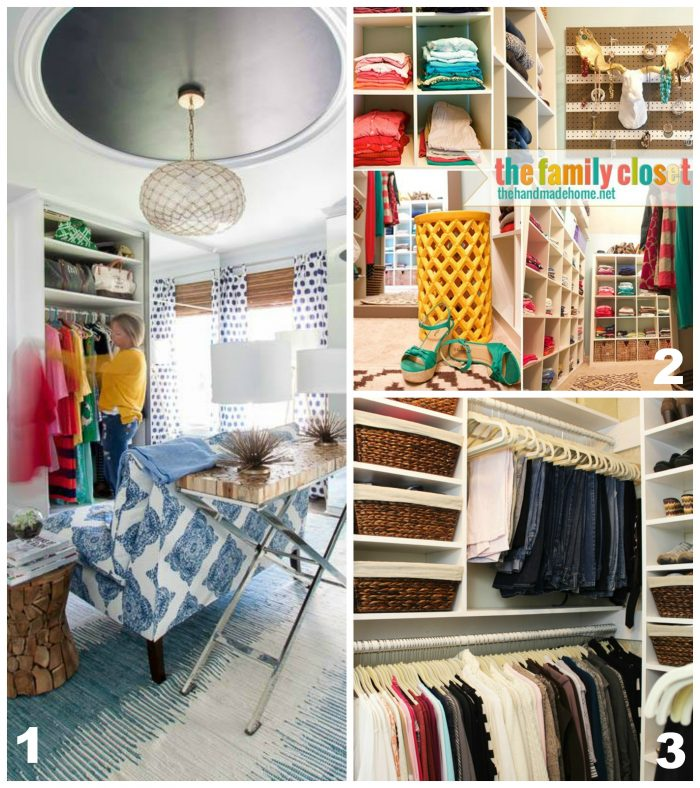 Master Closet Makeover Ideas Amp Inspiration From Small To