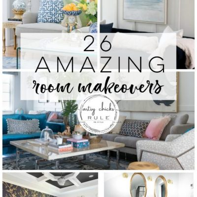 26 DIY Room Makeovers - Before and After