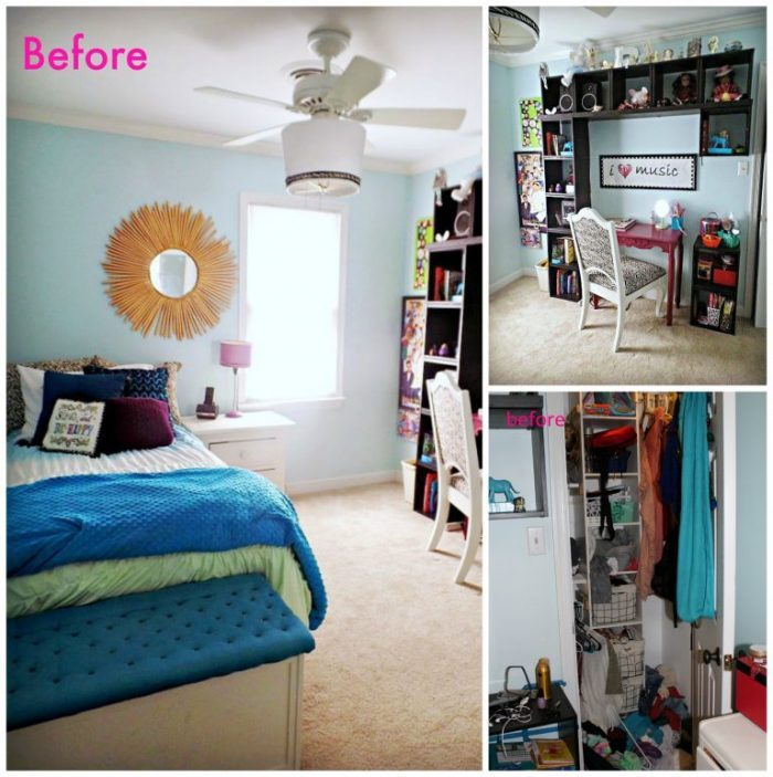 DIY Room Makeovers - The ORC - artsychicksrule.com #diyroommakeovers #diyhome #diyrooms #diyblogger #doityourself #roombeforeandafters #beforeandafter