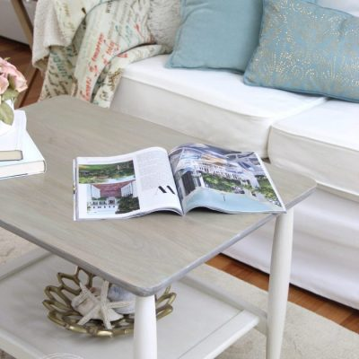 How To Modernize Old Furniture With Chalk Paint