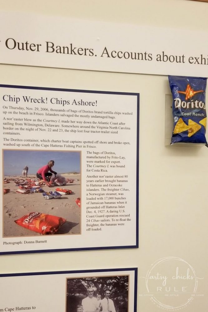 Outer Banks Things To Do (and see!!) museum artsychicksrule.com #outerbanks #outerbanksvacation #obx #traveldestinations #travel #visitobx #thingstodoinobx #outerbankstrip #coastaldestinations #coastalvacations #nagshead #hatteras #manteo