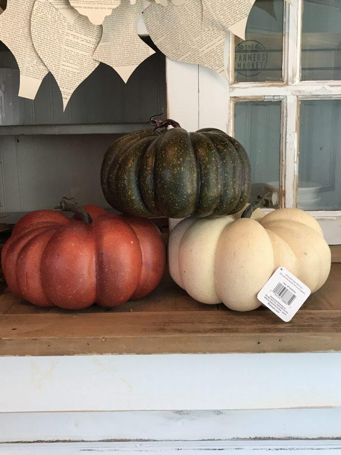17 DIY Fall PUMPKIN Craft Ideas!! Perfect for your fall decor ! artsychicksrule.com #falldecor #pumpkincrafts #paintedpumpkins #fabricpumpkins #pumpkinideas #fallideas #falldecorating #fallcrafts