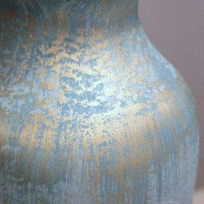Vase Makeover (update old decor!)