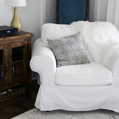 Update Your Decor (for a brand new look!)