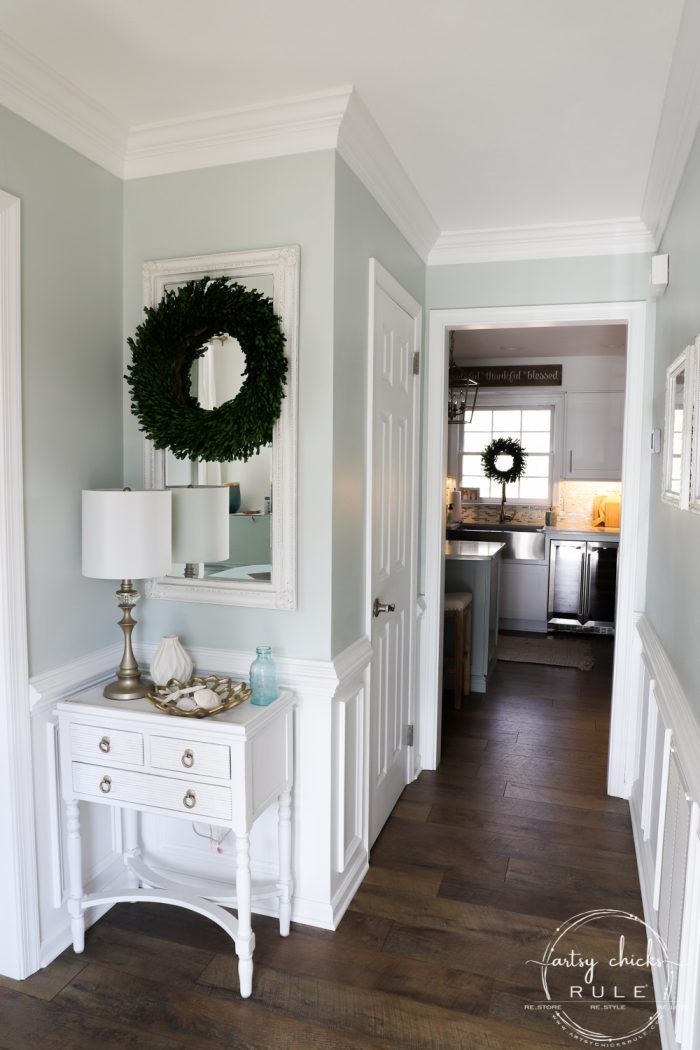 11 Awesome Neutral Paint Colors For Your Home! Perfect for the farmhouse look or creating a room where the decor and other colors in the room pops! artsychicksrule.com #neutralpaintcolors #neutralpaintideas #farmhousepaintcolors #neutralwallcolor