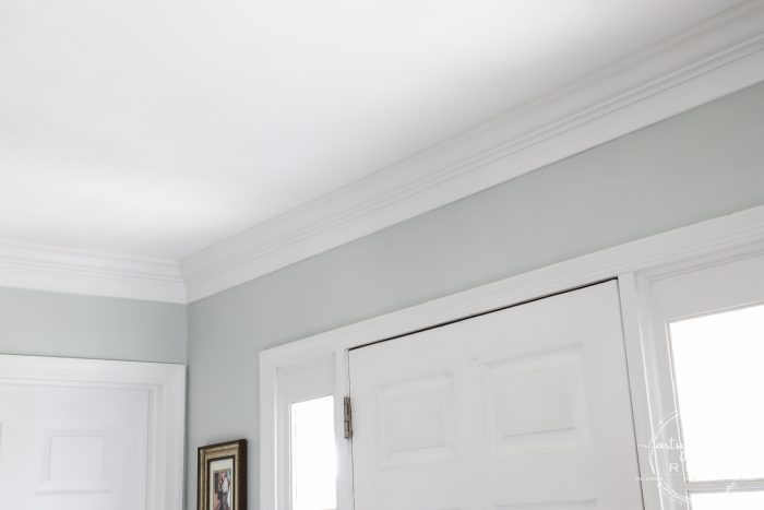 Diy Crown Molding Easy Way To Do Wide
