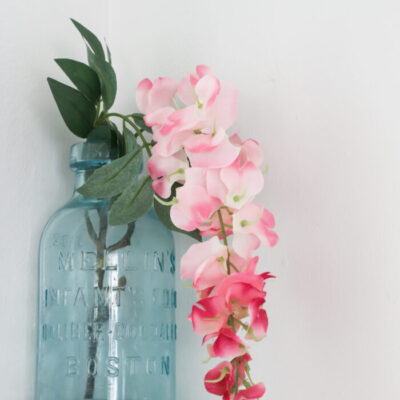 Simple Spring Decorations & Ideas (that don't break the bank!)