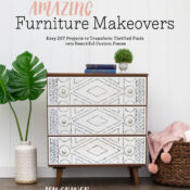 Amazing Furniture Makeovers - and a GIVEAWAY!