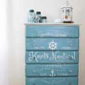 Repurposed Dresser Ideas (perfect for storage!)