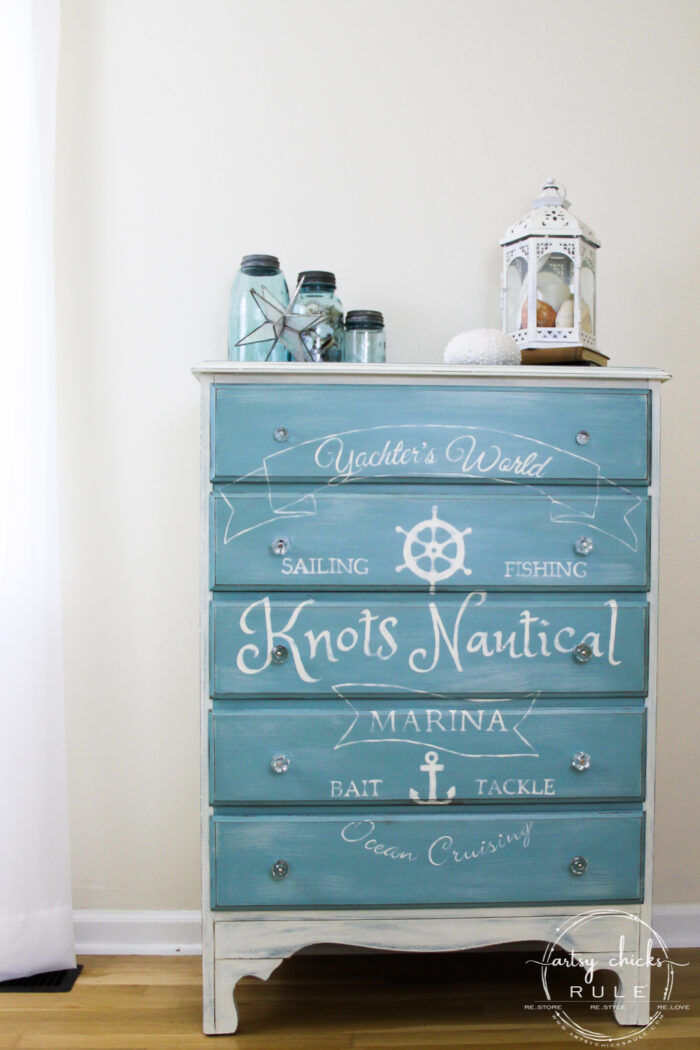 Repurposed Dresser Ideas Perfect For
