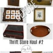 Thrift Store Haul #2