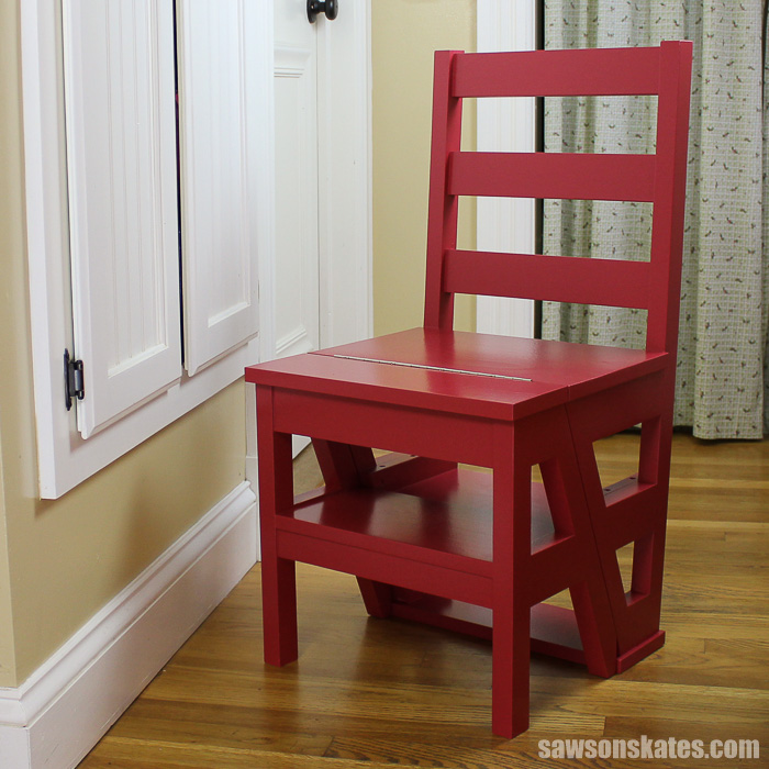 Red is a fun and vibrant color! Perfect for that pop of color or statement piece. Here are 13 inspiring red painted furniture ideas! #artsychicksrule.com #redpaintedfurniture #redfurnitureideas #redpaint
