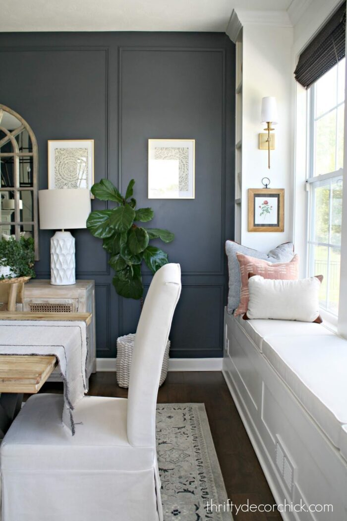 Navy Blue Wall Inspiration The Best Blue Colors Artsy Chicks Rule
