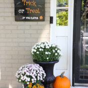 Trick or Treat Sign (if you dare!)