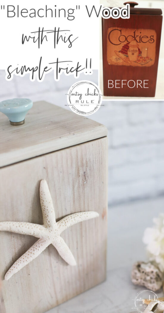 Create your own coastal look decor with thrift store finds...easy and cheap!! artsychicksrule.com