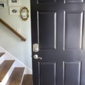 Paint Your Front Door (with this paint!)