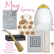 May Giveaway (the essentials)