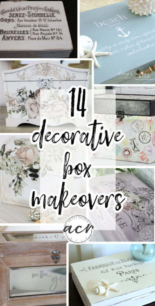 Simple ideas and inspirations for old flatware or jewelry box makeovers! artsychicksrule.com