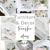 Furnture & Decor Transfers Ideas