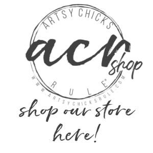 Artsy Chicks Rule Shop