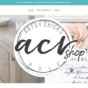 Big Announcement - Artsy Chicks Rule Shop!